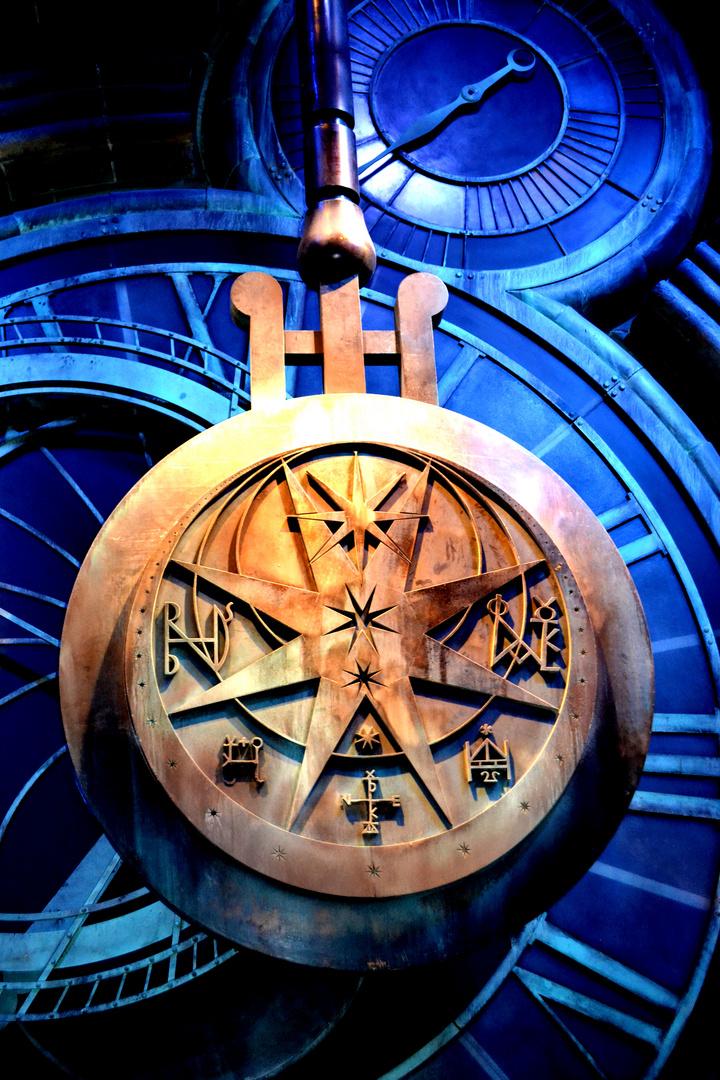 Harry Potter Uhr