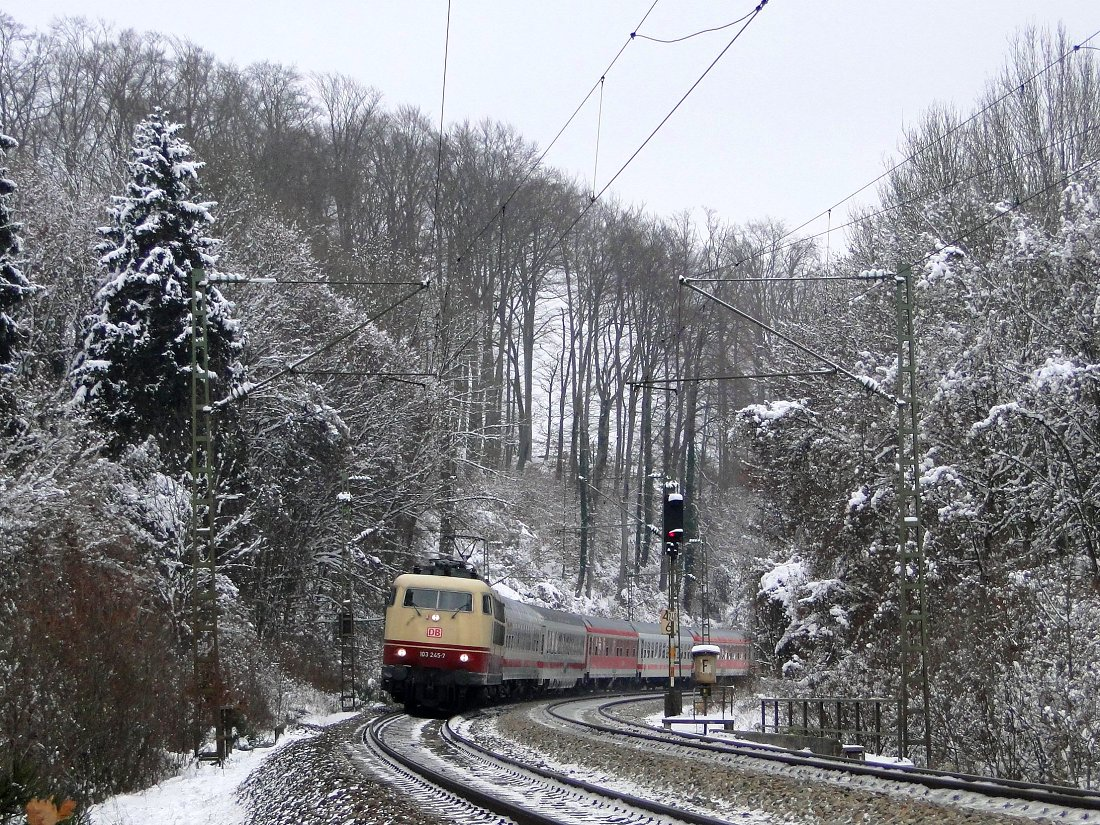 """Harte Kerle"", Eisendorf, 04.12.2010"
