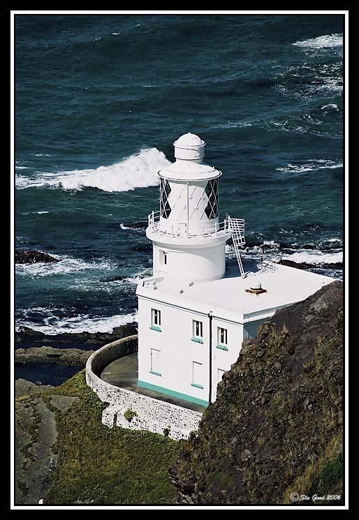 Hartland Lighthouse