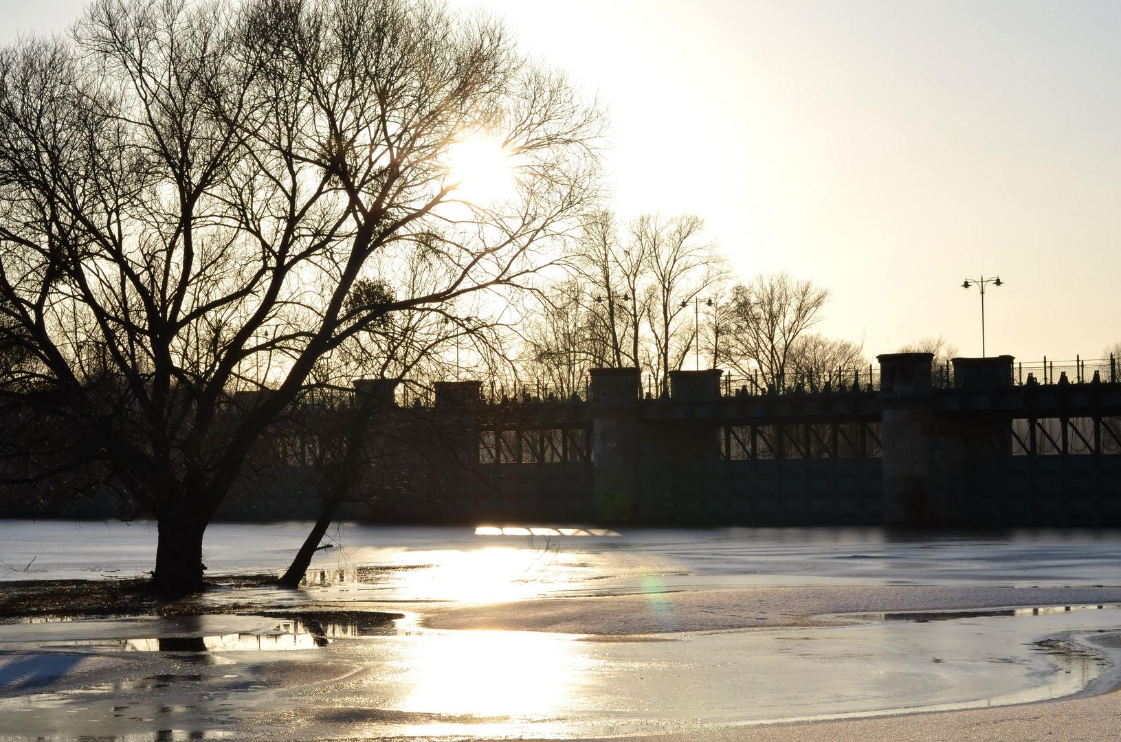 Hartnäckiger Winter