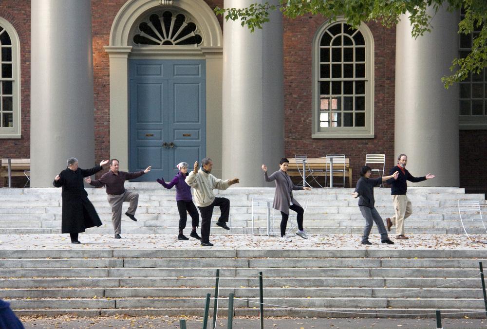 Harvard Square Dance