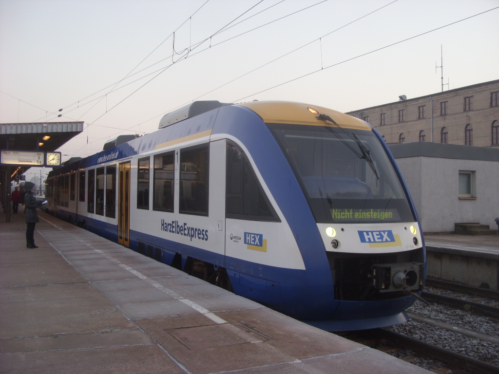 Harz-Elbe-Express (Baureihe 648)