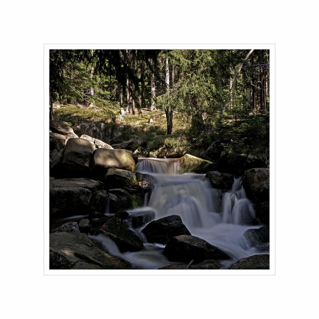"""Harz - Impressionen """" entlang der Bode*...."""""""