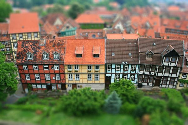 Harz - Miniatur