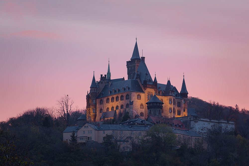 Harzer Märchenschloss ...