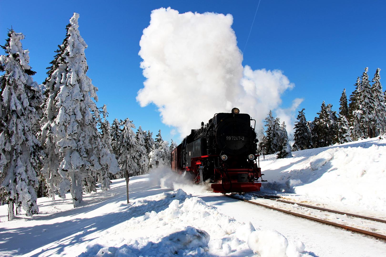 Harzer Schmalspurbahn II