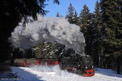 Harzquerbahn . Dampftraum