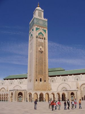 Hassan II- Moschee