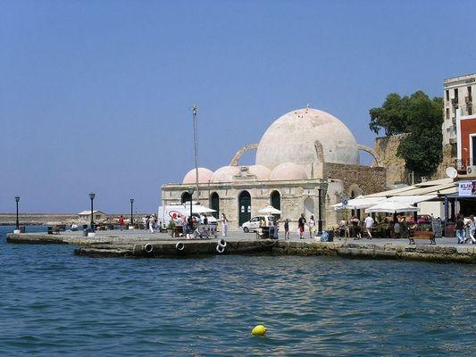 Hassan-Pascha-Moschee, Chania, Kreta
