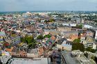 Hasselt - Blick auf die Stadt - 3