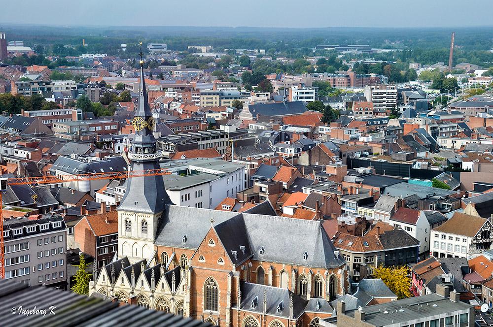 Hasselt - ein Wochenendausflug nach Belgien