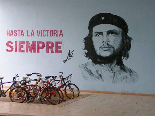 Hasta la victoria .. Santa Clara