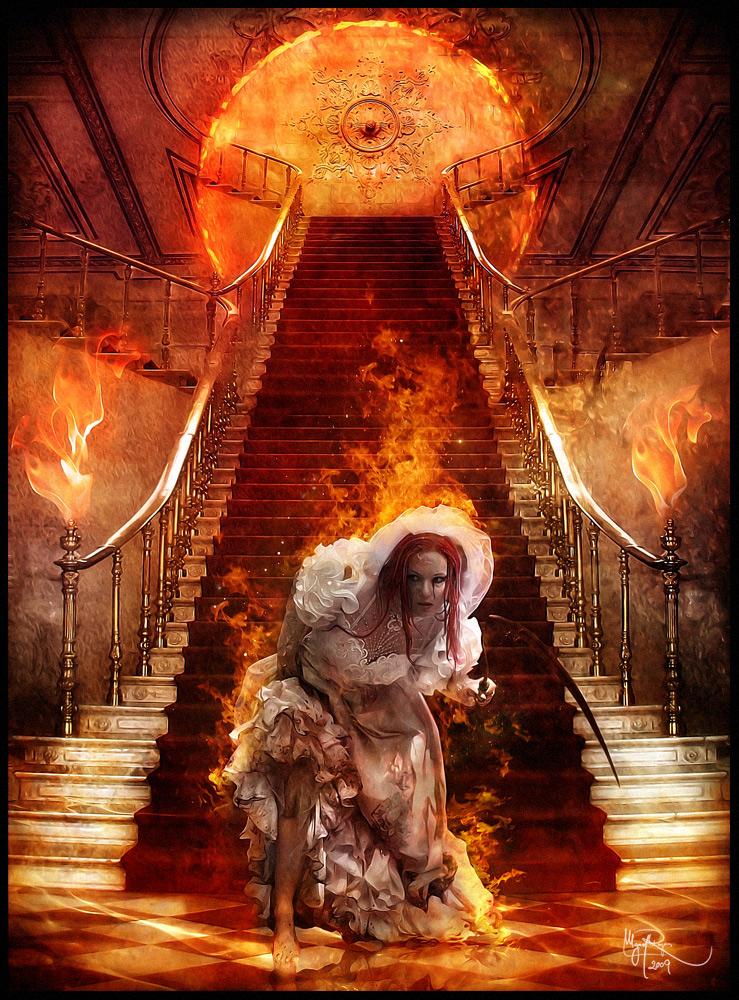[....hasta que el fuego los separe....]