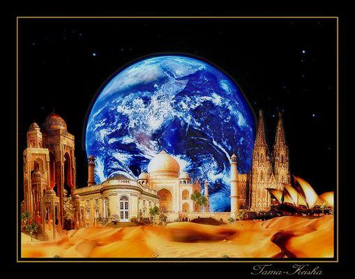 Hat die Erde ein 7. Leben?