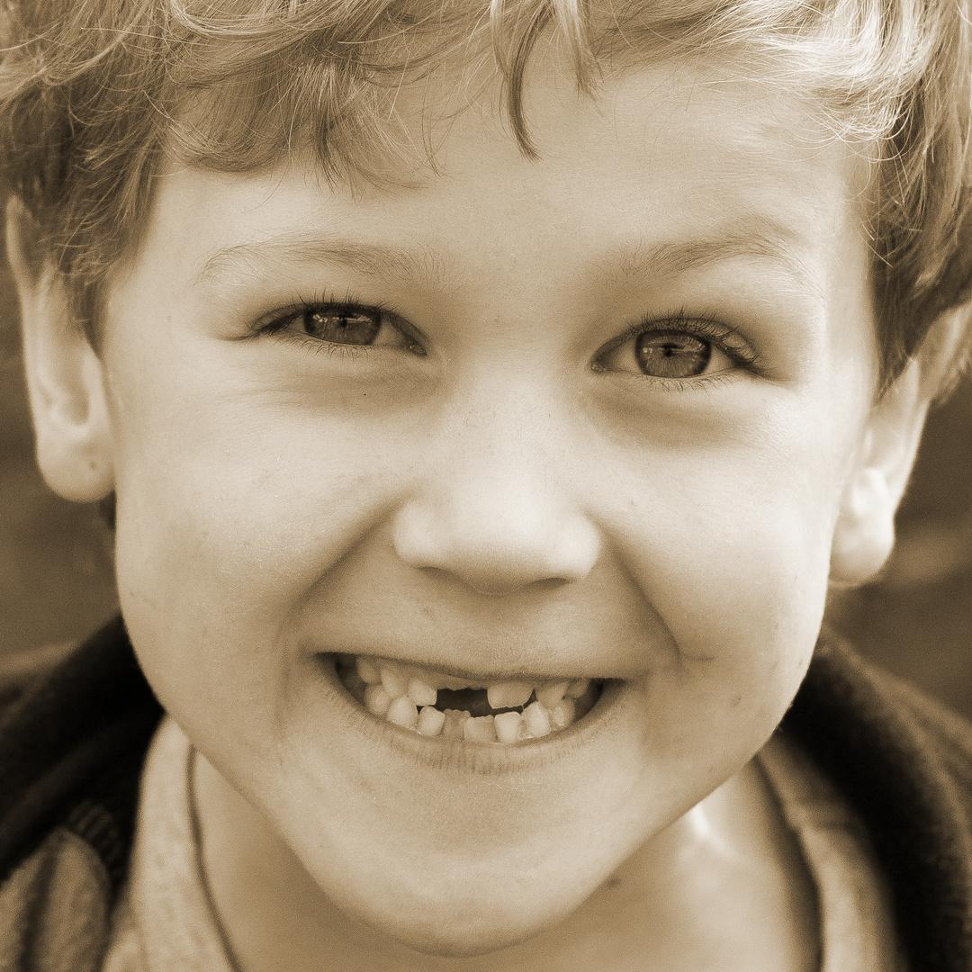 Hat einer meinen Zahn gesehen?