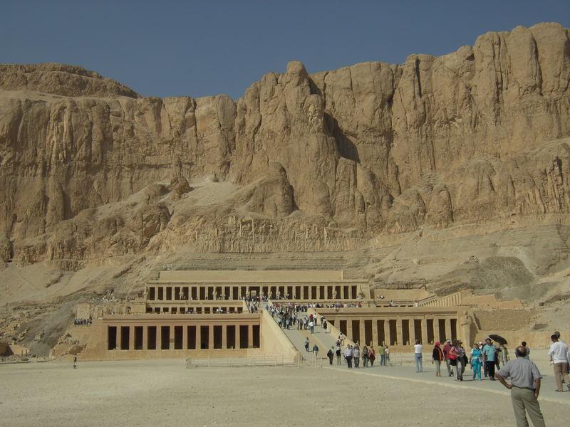 Hatshepsut - Tempel