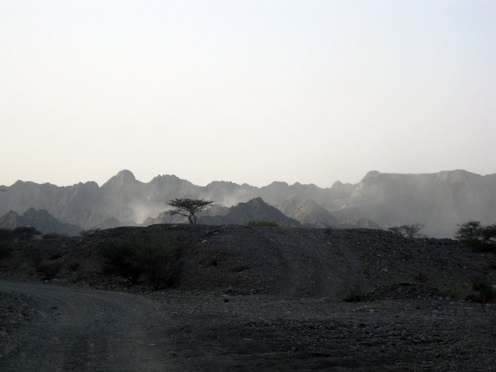 Hatta - Oman