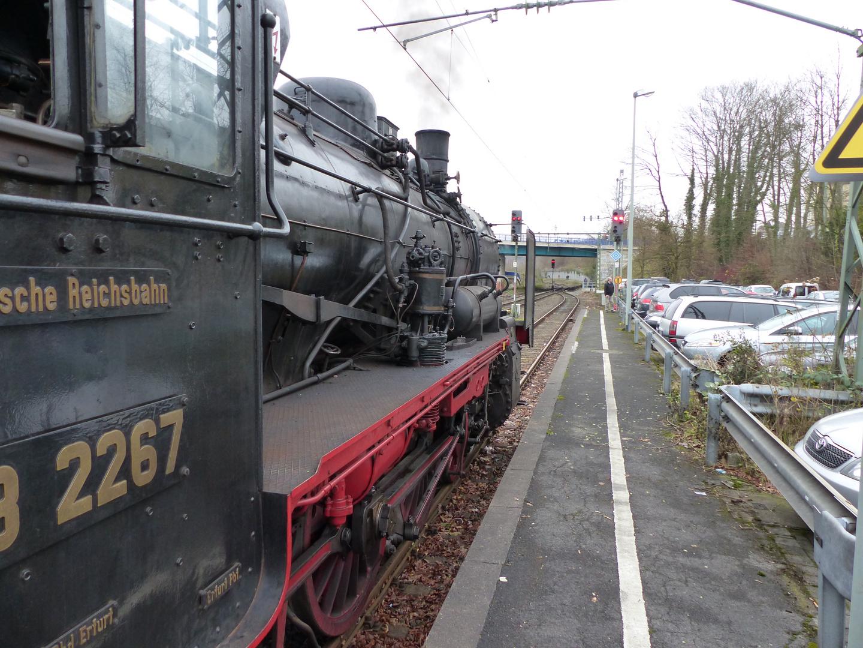 Hattingen alter Bahnhof