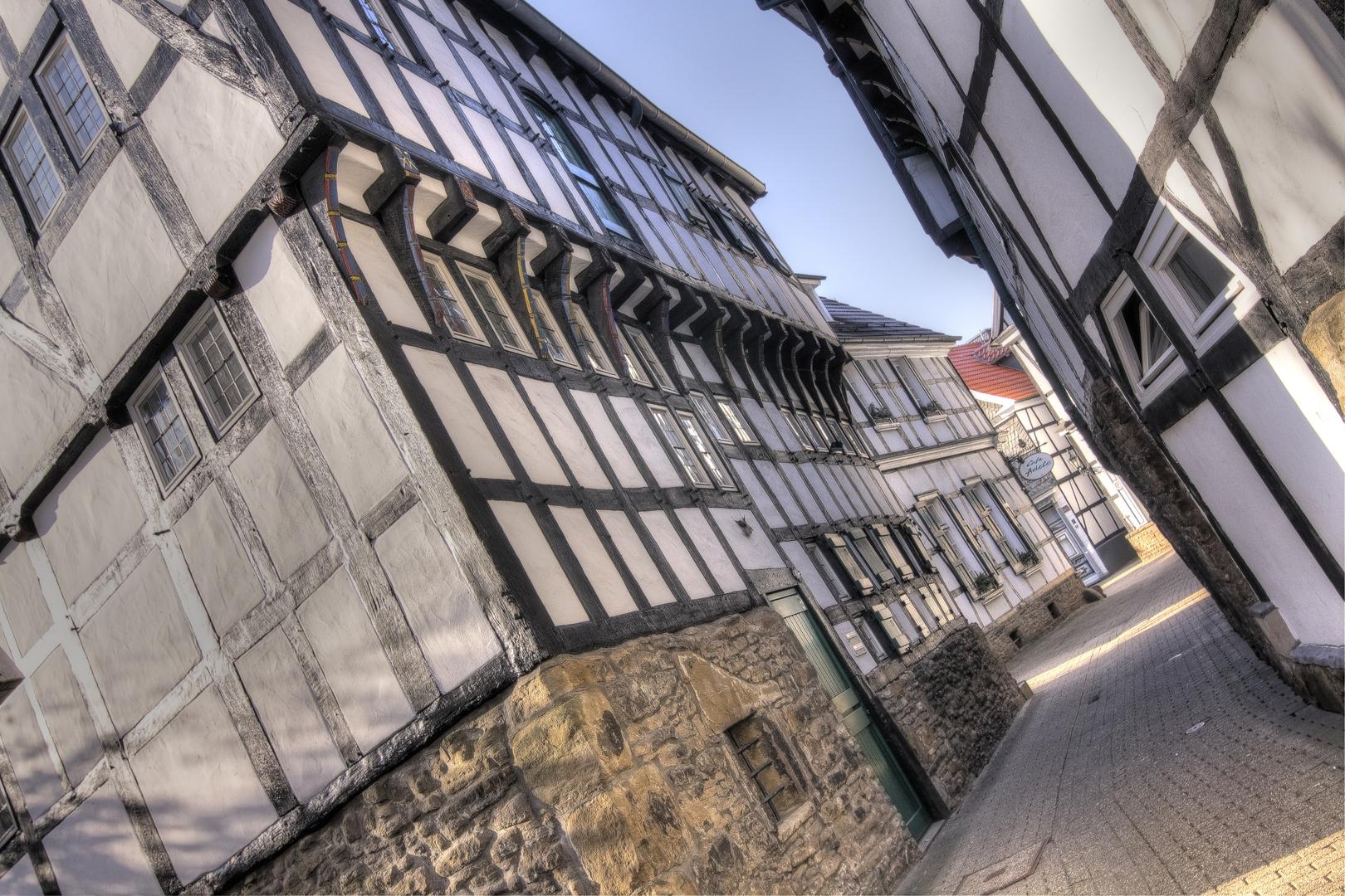 Hattingen - Altstadt