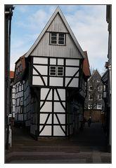 Hattingen - Bügeleisenhaus