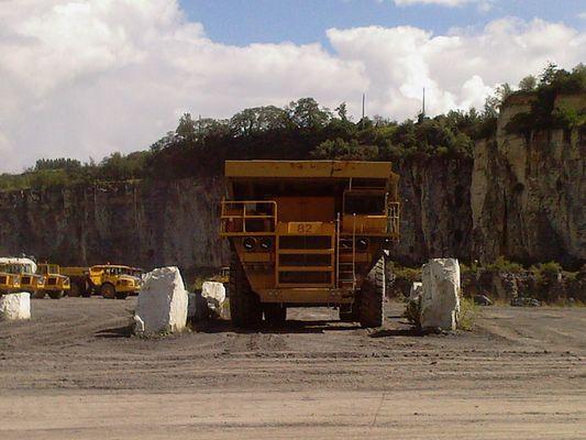 haulpak 120 tonnes