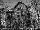 Haunted House B&W