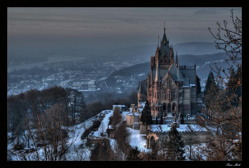 Haunted Schloss Drachenfels