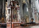 Hauptaltar im Stephansdom