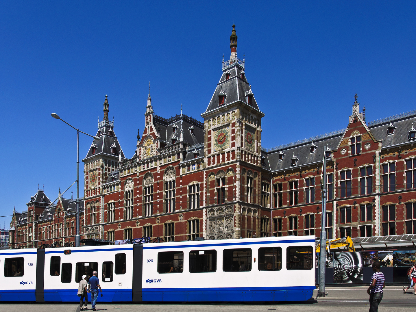 Hauptbahnhof Amsterdam