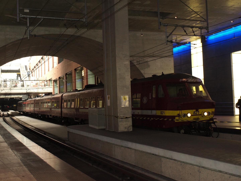 Hauptbahnhof Antwerpen -13-