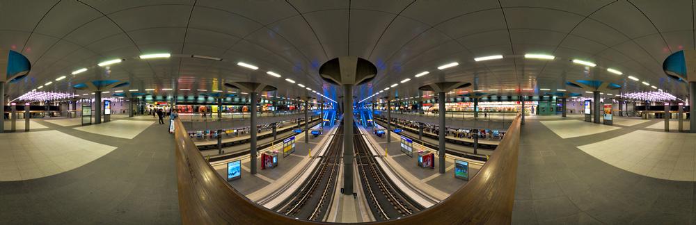 Hauptbahnhof Berlin Untergeschoss