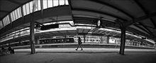 Hauptbahnhof von Stephan Rose