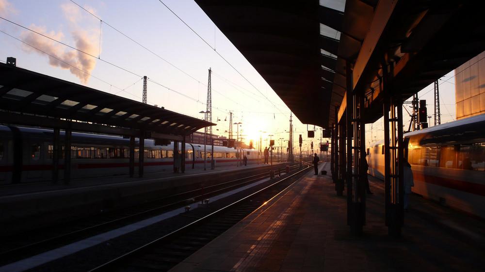 Hauptbahnhof Ffm