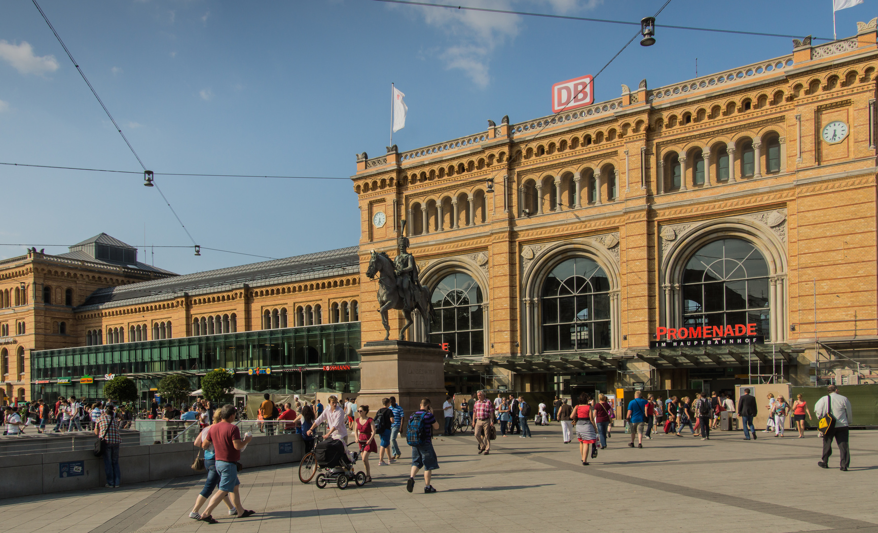 Hauptbahnhof I - Hannover