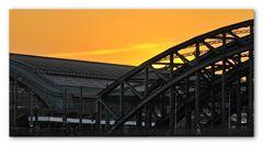 Hauptbahnhof Köln....