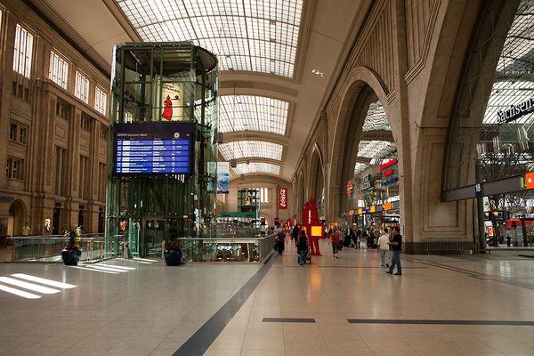 Hauptbahnhof Leipzig #1