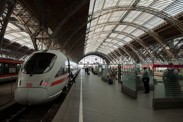 Hauptbahnhof Leipzig #3