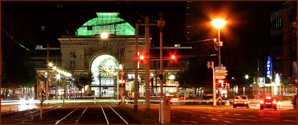 Hauptbahnhof mannheim foto bild architektur - Architektur mannheim ...