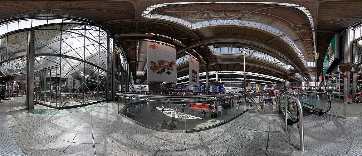 Hauptbahnhof München 360 Grad