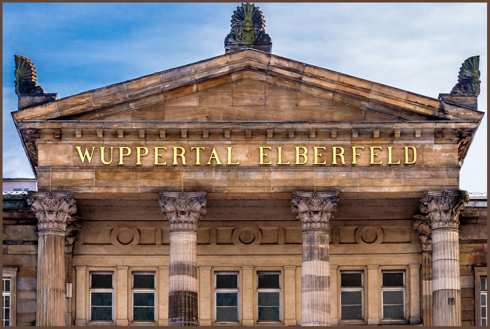 Hauptbahnhof Wuppertal