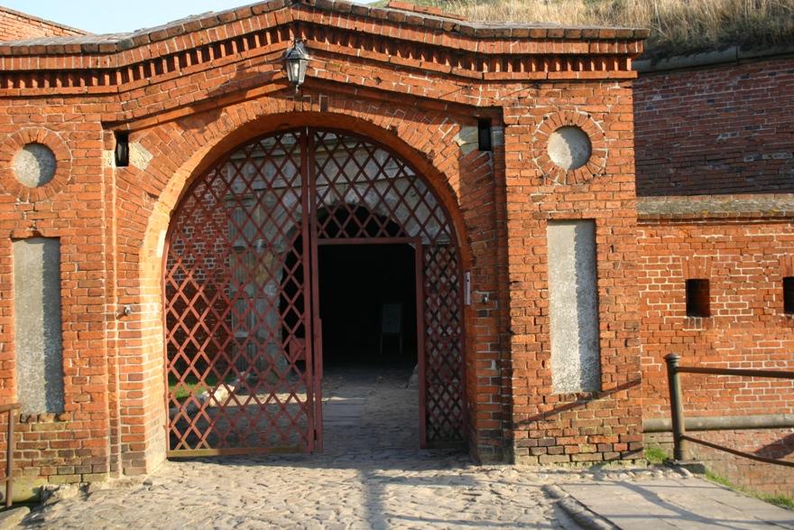 Haupteingang der Festungsanlage     2