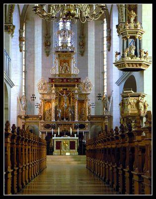 Hauptkirche in Wolfenbüttel