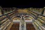 Hauptportal der Lambertikirche in Münster