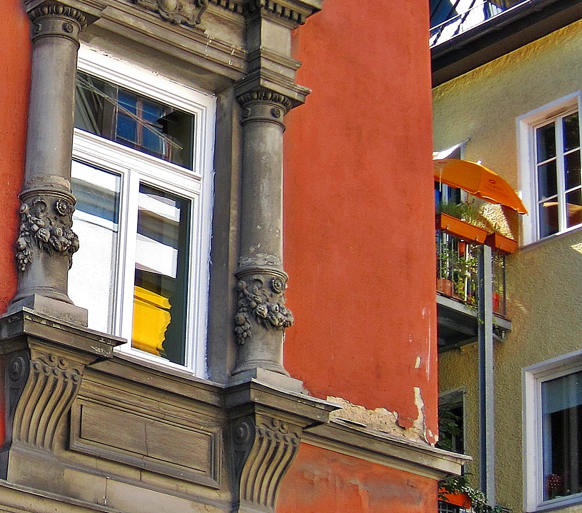 Hauptsache Balkon