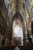 Hauptschiff von St. Etiènne de Metz