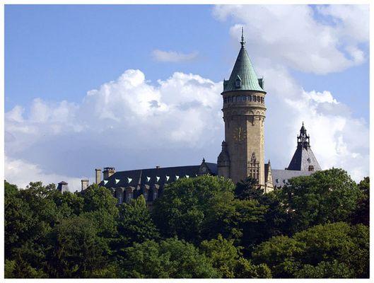 Hauptsitz Sparkasse Luxemburg
