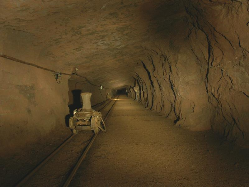 Hauptstrecke Erzgrube
