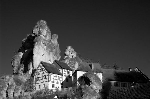 Haus am Fels