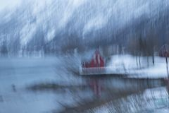 Haus am Fjord