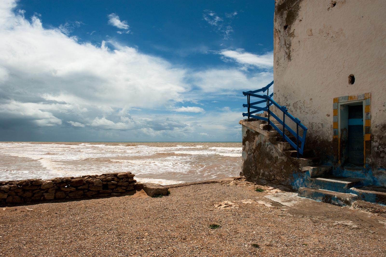 Haus am Meer Foto & Bild
